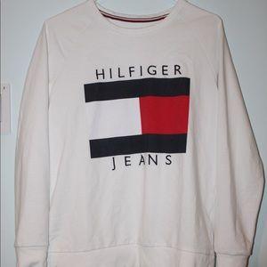 Tommy Hilfiger Jeans Crew Neck Sweatshirt